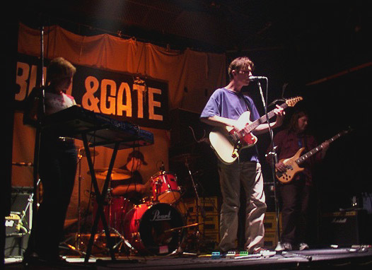 Monophobia, Bull & Gate, Kentish Town, London 2001