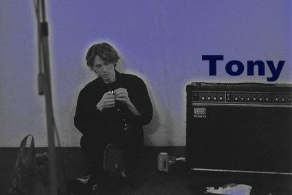 Tony, March 2001
